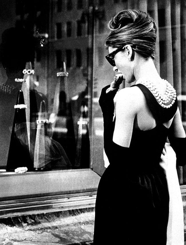 Audrey Hepburn Anillo de compromiso