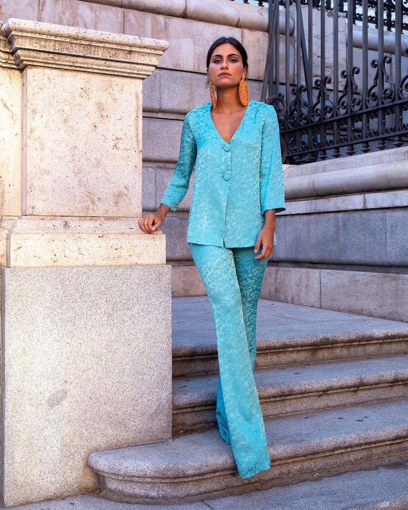 Combinación azul Lady Pipa