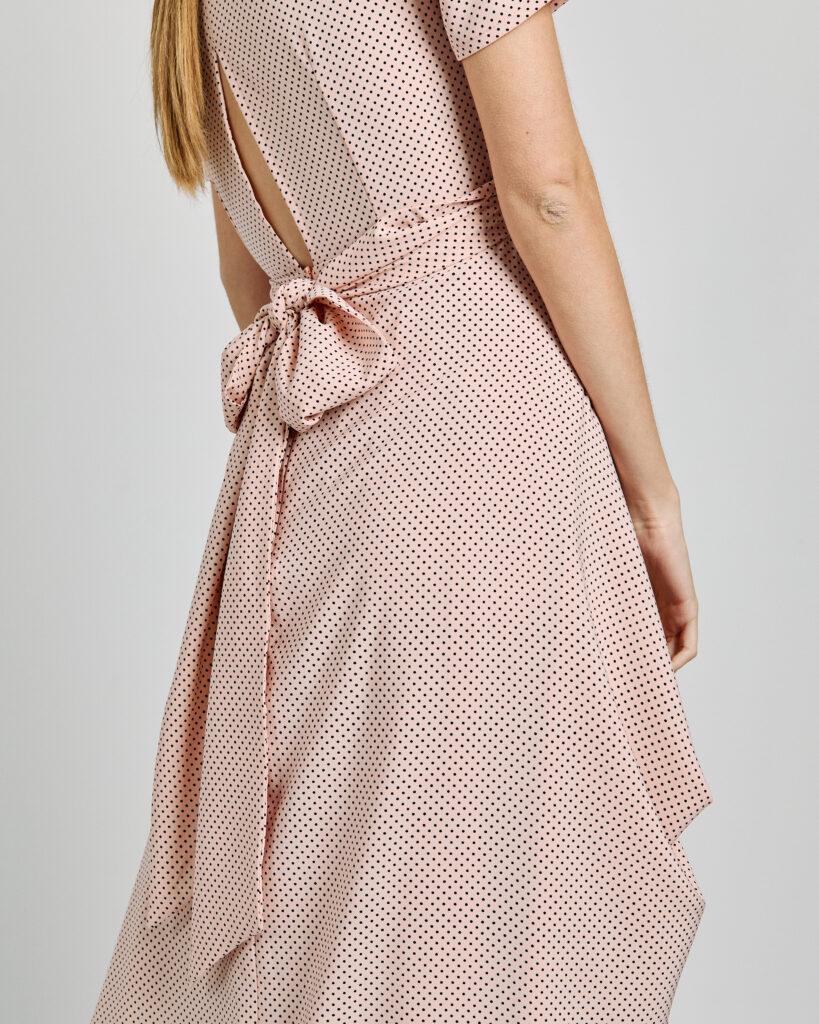 Vestido de lunares de Rocio Osorno