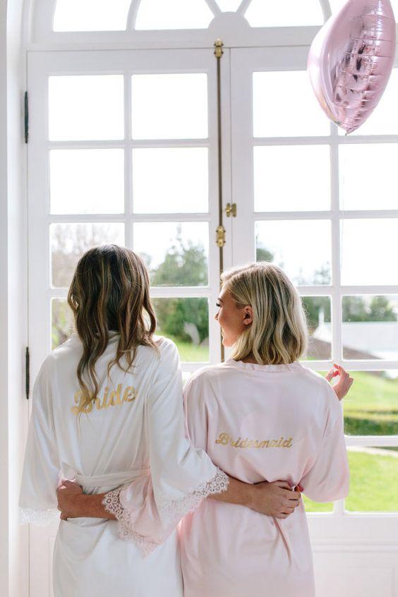 Kimonos para novias